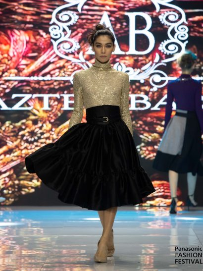 Aztec Barba Season 11 collections in Davao City, Philippines